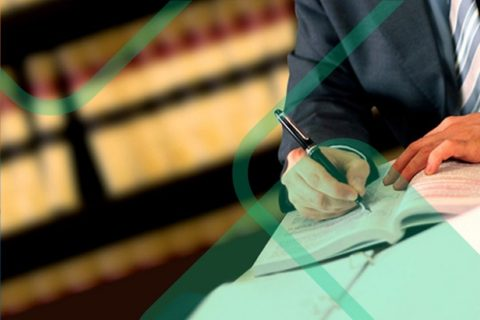 Fortinet Solution for solicitor working at desk
