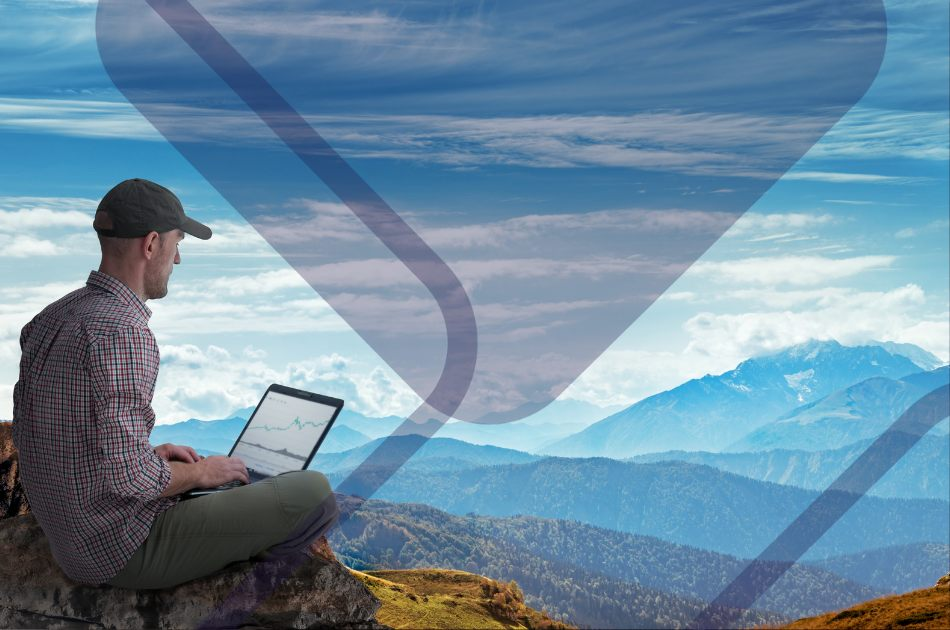 remote working with cloud technology